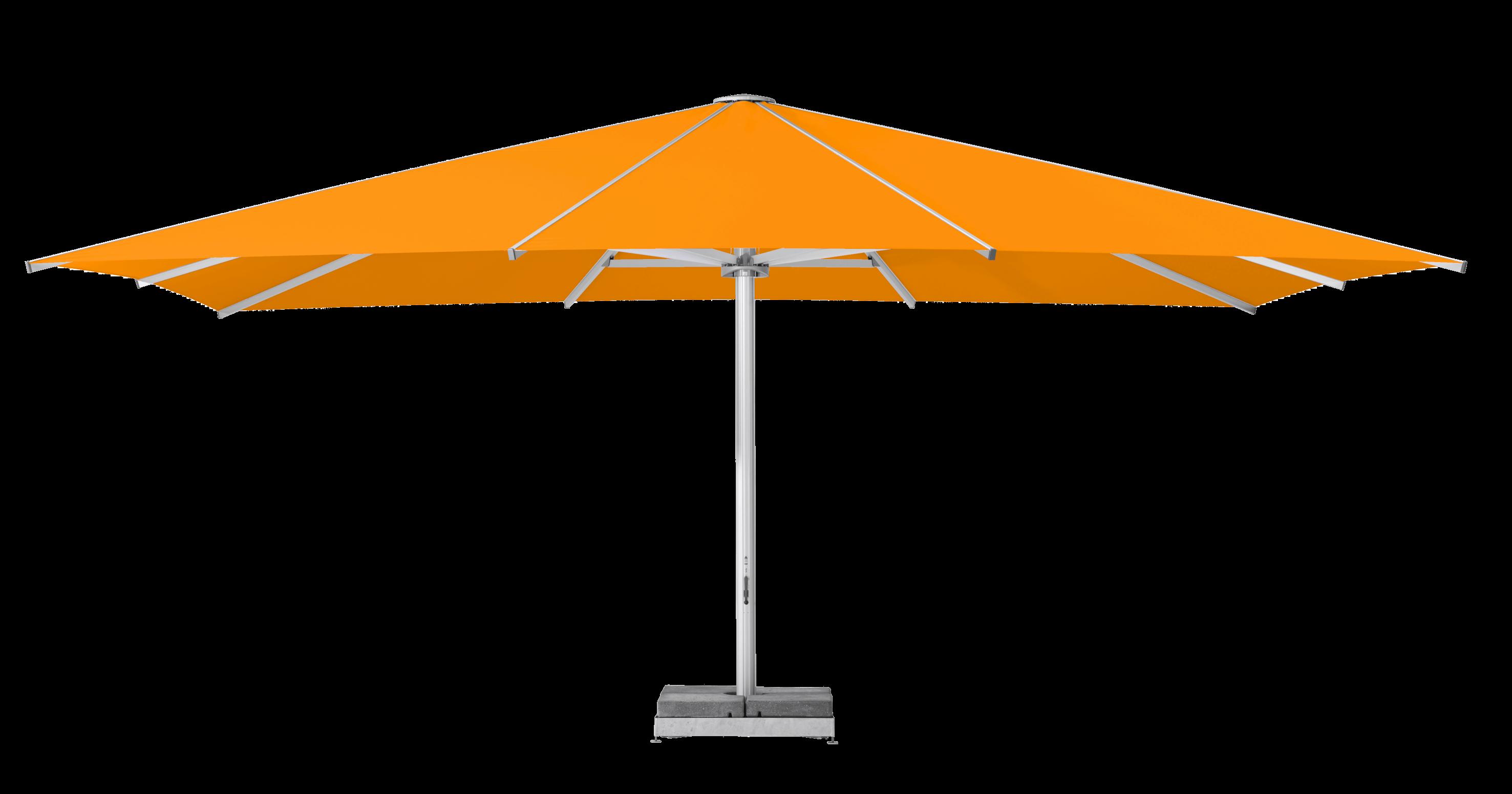 Sonnenschirm von Typ Palazzo Royal